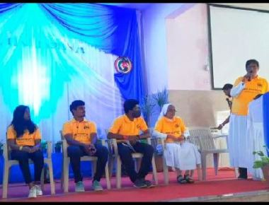 Zonal Convention Of Bosco Youth, Festival Of Friendship held