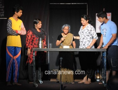 The first play of Kalakul's 2016-17 batch – 'Paying Guest' was presented at the 177th Monthly Theatre