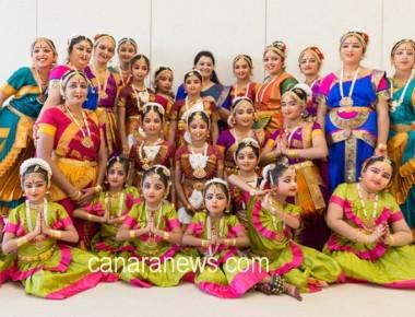 Classic 4th Annual Dance Programme by 'Klassical Rhythms' in Dubai