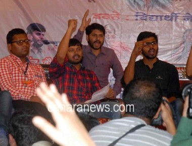 Govt will face opposition on the streets: Kanhaiya Kumar