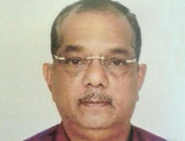 Sad Demise Mr. Kishorekumar M.Shetty