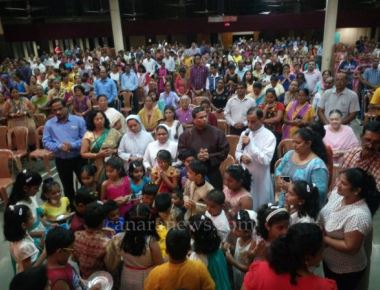 "Monthi Feast and ""Konkani Divas Celebration at Mira Road by St. Joseph's Konkani Welfare Association, Mira Road"""