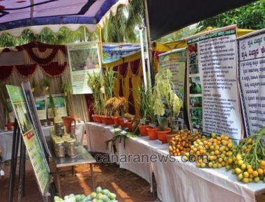 Krishi Mela in Brahmavar on Oct. 14, 15