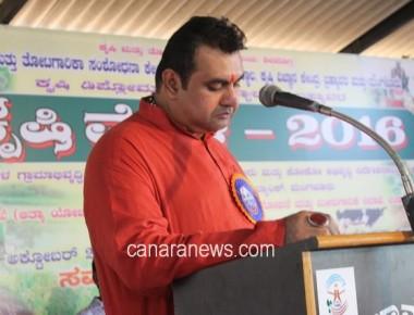 Pramod Madhwaraj inaugurated two day 'Brahat Krishi Mela' at Brahamvar
