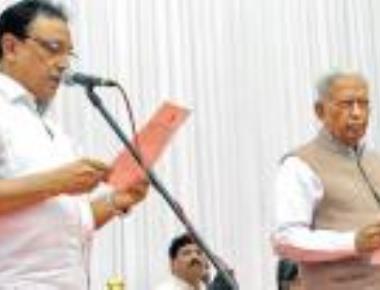 Krishnappa enters Cabinet, gets housing portfolio