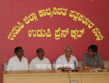 Speedy inquiry of Kollur Sri Mookambika Temple Gold theft case - Annanna Hegde
