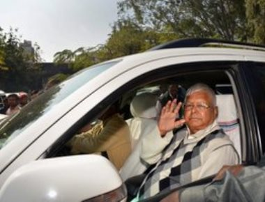 Lalu convicted in fodder scam case; Mishra, 5 others acquitted