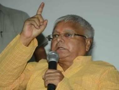 Lalu Prasad seeks minimum punishment in fodder scam