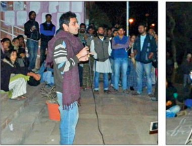 'My name is Umar Khalid and I am not a terrorist'- Five students surface in JNU
