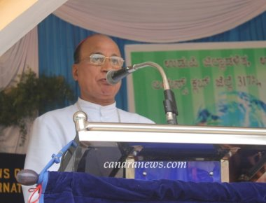 Our responsibility to live better with protection of environment - Bishop Gerald Isaac Lobo