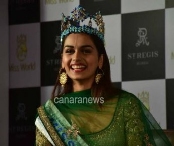 Happy to see people from Haryana looking at women differently: Miss World 2017