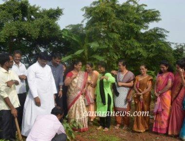 ICYM Mariashram Unit celebrates Vanamahostav - 2018