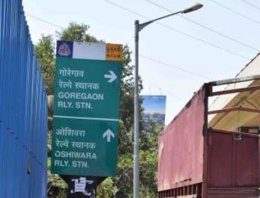 MCGM create confusion on Railway Station of Ram Mandir & Oshiwara Railway station