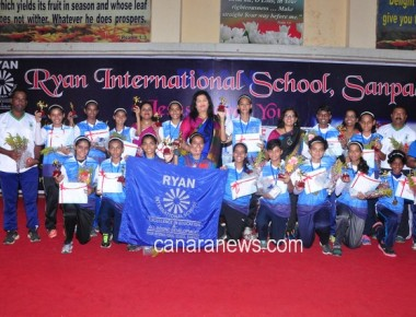 National Football Champions, Ryan International School, SANPADA
