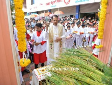 ICYM Madanthyar unit celebrated Feast of Nativity of Blessed Mother Mary
