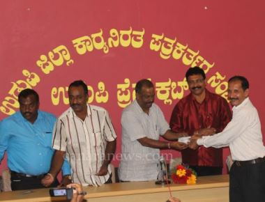 The distribution of Manipal Hospitals Health card held at UDWJA, Udupi