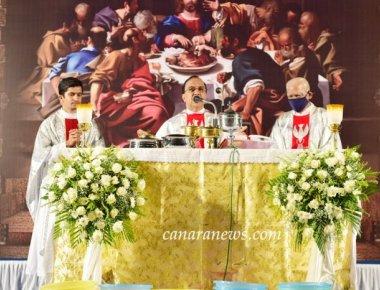 Maundy Thursday celebration at Valencia Church