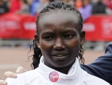 Kenya's Keitany eyes gold at athletics worlds