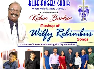Blue Angels Choir releases Mashup of Wilfy Rebimbus Songs
