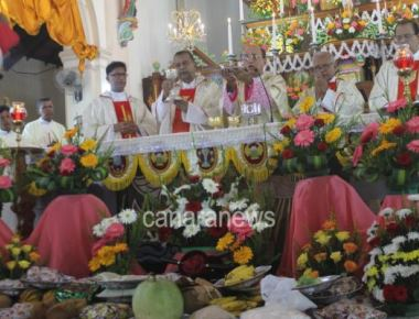 The Word of God is totally authoritative - Udupi Diocese Bishop Gerald Isaac Lobo