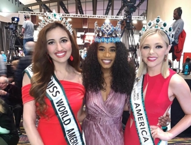 Miss World Queens Toni Singh-Emmy Cuvelier-;Shree Saini help raise $4 million for children in need at Variety's Children Charity Telethon
