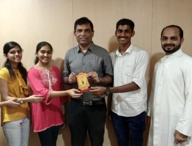 YCS/YSM Mangalore Annual Magazine 'YUVATARE' Released