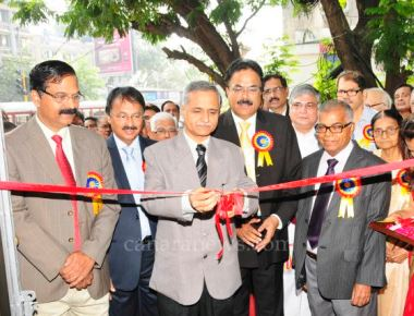 Inauguration of 14th branch of Model Bank at Amboli, Andheri (W)