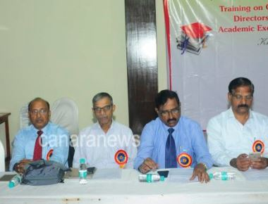 Model Co-operative Bank Ltd. organized Training Programme on Co-operative Banking