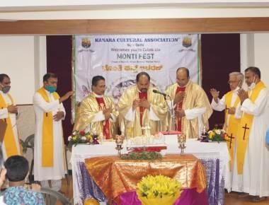 Kanara Cultural Association (Regd) New Delhi Celebrates Montifest