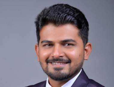 Viyon Robin veigas elected as the President of Konkan Yuva Dubai