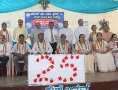 Catholic Sabha Mount Rosary Church unit celebrated Silver Jubilee with fervor