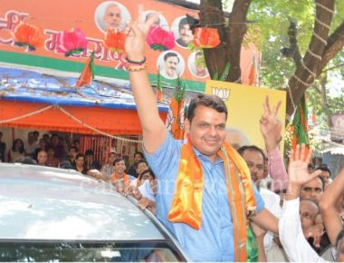 BJP, Shiv Sena may finalise govt formation over weekend; Fadnavis on track to be Maharashtra CM