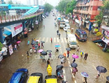 Mumbai Rain on Tuesdays Photos by Rons Bantwal