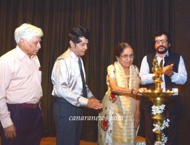 Initiation of three day skit program at Mysore Association Auditorium