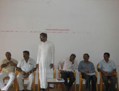 NAAC meeting held at St Philomena College Puttur