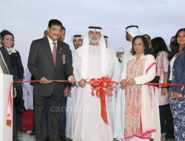 UAE's largest private healthcare facility - NMC Royal Hospital        opens in Abu Dhabi