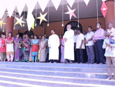 Novena to Infant Jesus inaugurated at Alangar church