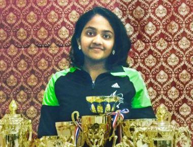 Neha Shetty, The Glorious star of Badminton is Basically from Udupi