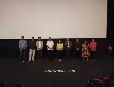 'NIRMILLEM NIRMONEM' HOUSE FULL SHOW IN SHARJAH