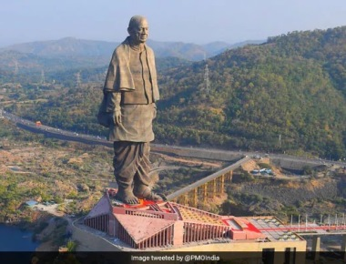 Statue of Unity or Oneness of Mind?