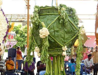 """""""Goodu Deepa"""" Competition for the Public at Pakshikere Pilgrim Centre"""