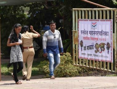 Panvel registers 55% turnout in civic polls