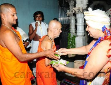 The world can survive only by promoting religion: Shri Vishwesha Theertha Swamiji