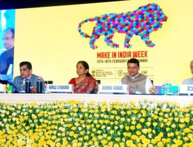 Maharashtra bets big on 'Make in India' Week