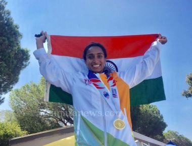 World police games USA Mumbai Police Soniya Mokal win gold medal in 800 m