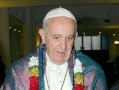 Pope Francis ExhortsAll To Care For God's Creation