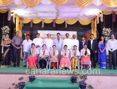 Prathibha Day at St. Philomena College Puttur