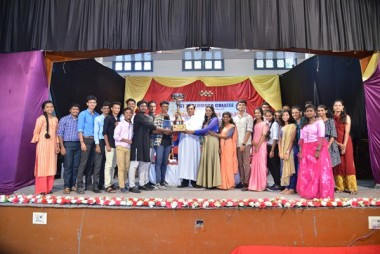 Annual Prathibha Day Celebration held at St Philomena College Puttur