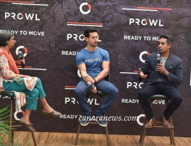 Tiger Shroff and Mojostar launch PROWL's collection of innovative active