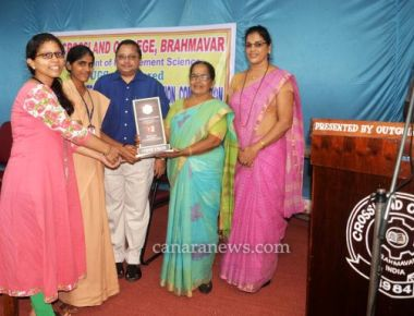 School of Social Work, Roshni Nilaya wins the Power Point competition